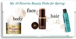 10 fave beauty picks featured