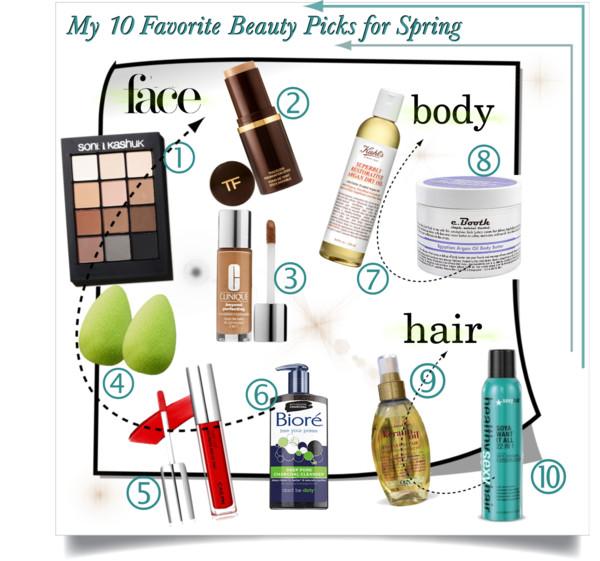 10 fave beauty picks