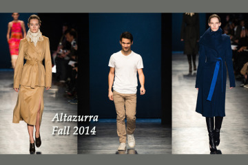 Altazurra Fall 2014 feature