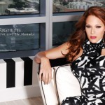 NEW! August Issue with Amanda Righetti!