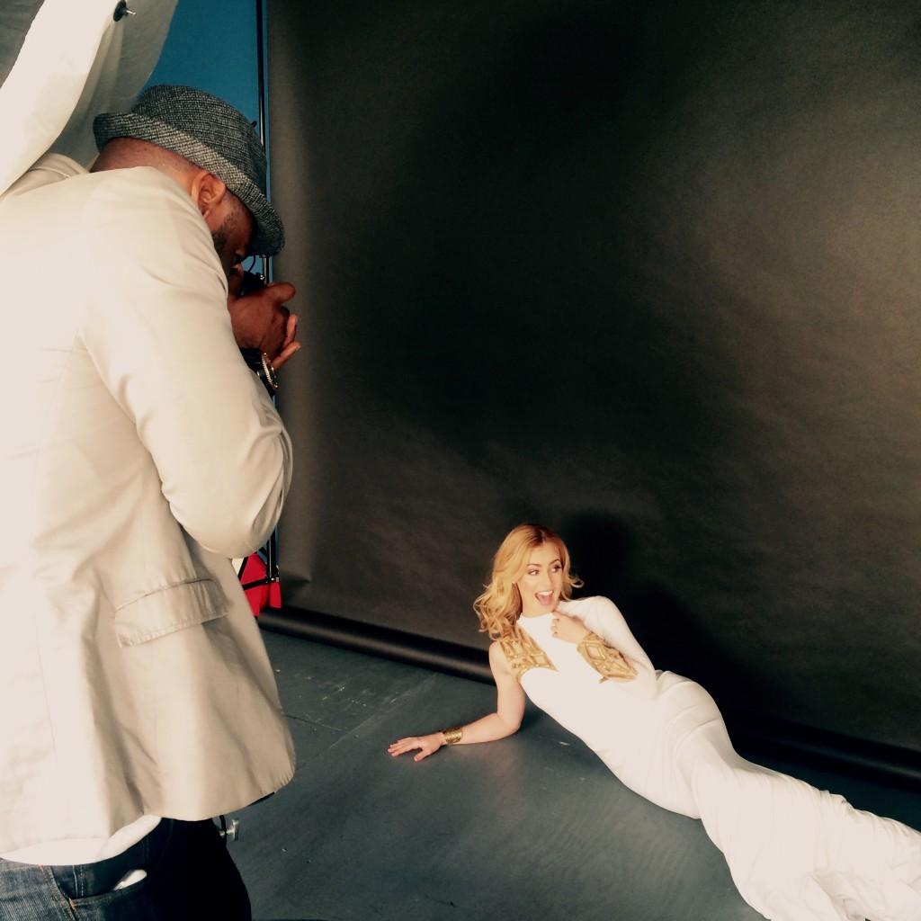 Amanda Schull BTS Regard Magazine 1