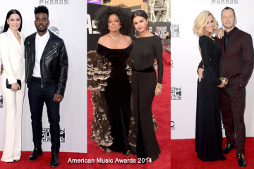 American Music Awards 2014 featured