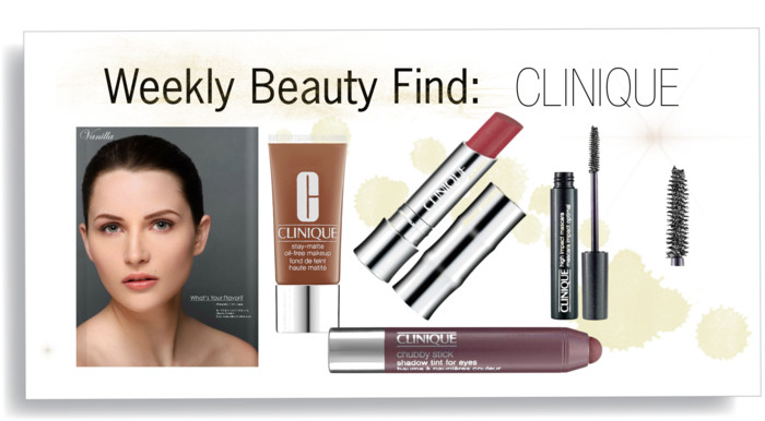 WEEKLY BEAUTY FIND - Clinique