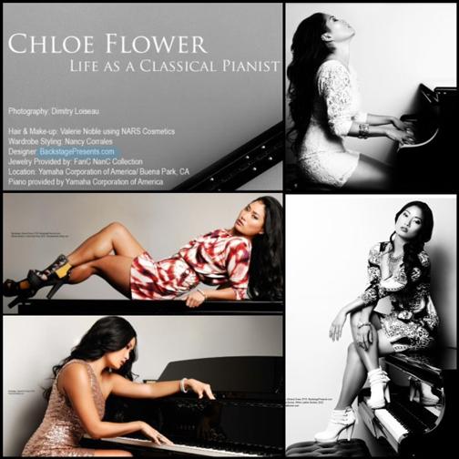 Chloe Flower for regardMag.com issue 17