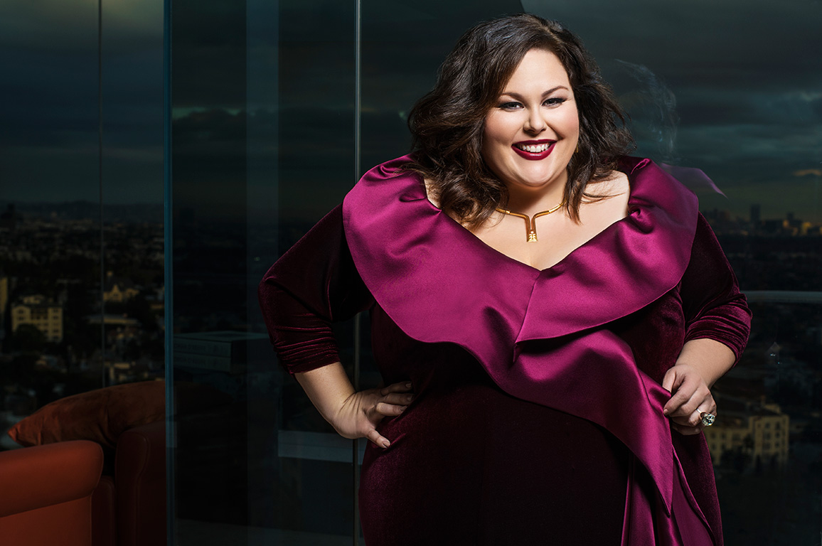 Chrissy Metz for Regard Magazine