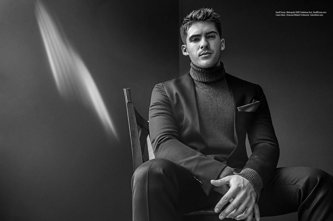 Cody Christian for Regard Magazine
