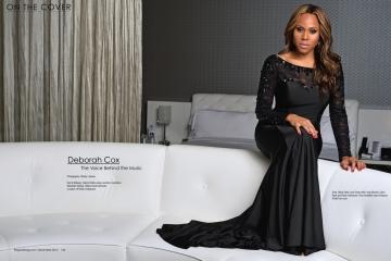 Deborah Cox Regard Magazine