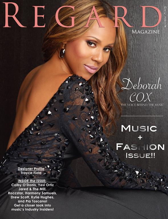 Deborah Cox Regard Magazine Music