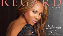 Deborah Cox Regard Magazine Music