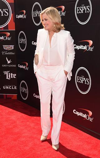 Diane Sawyer attends The 2015 ESPYS (Photo  Jason Merritt/Getty Images)