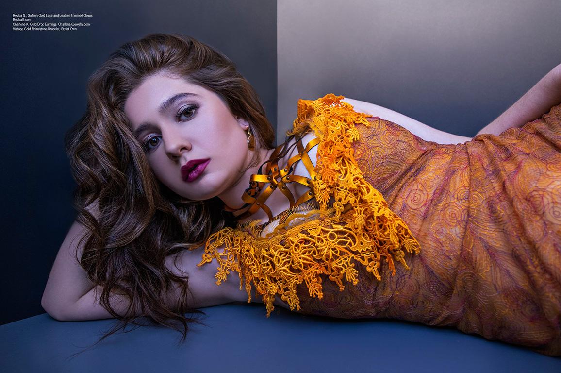 Emma Kenney for Regard Magazine