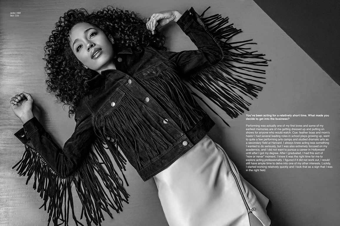 Errin Westbrook for Regard Magazine