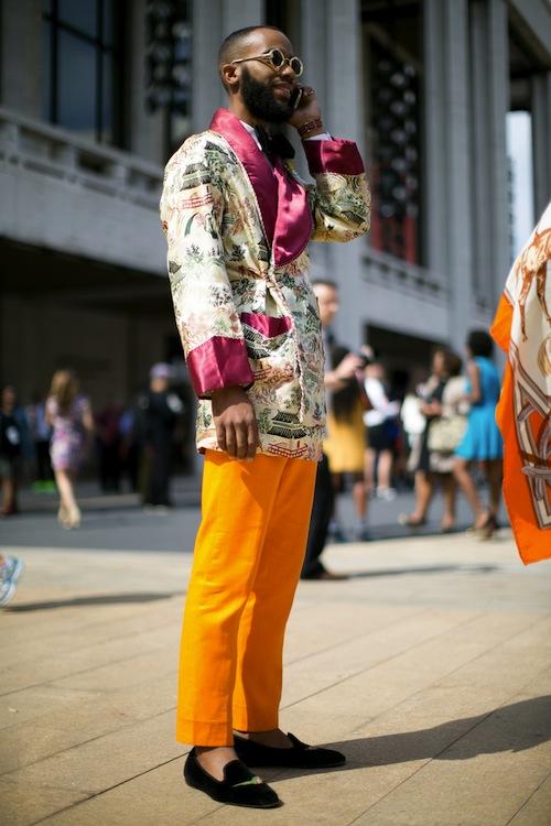 Fashion Week NY Spring6 2014