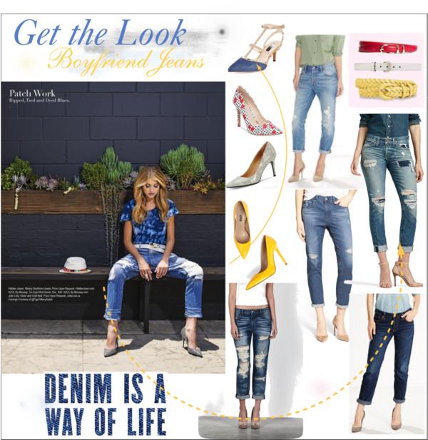 Get the Look Summer: Boyfriend Jeans