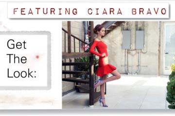 Get the Look Ciara Bravo