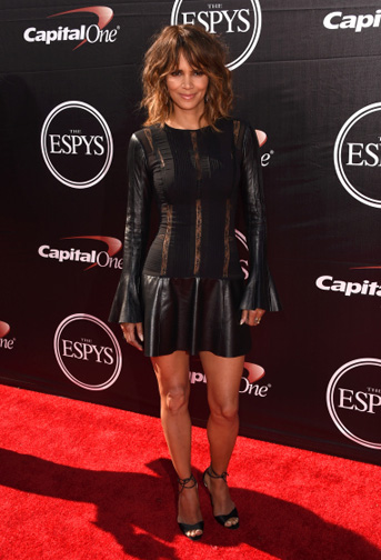 Halle Berry at The 2015 ESPYS  (Photo by Jason Merritt/Getty Images)