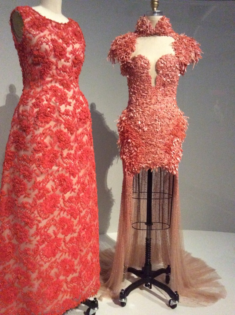 House of Givenchy Evening Dresses 1963