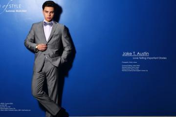 Jake T Austin for RegardMag.com June 2014