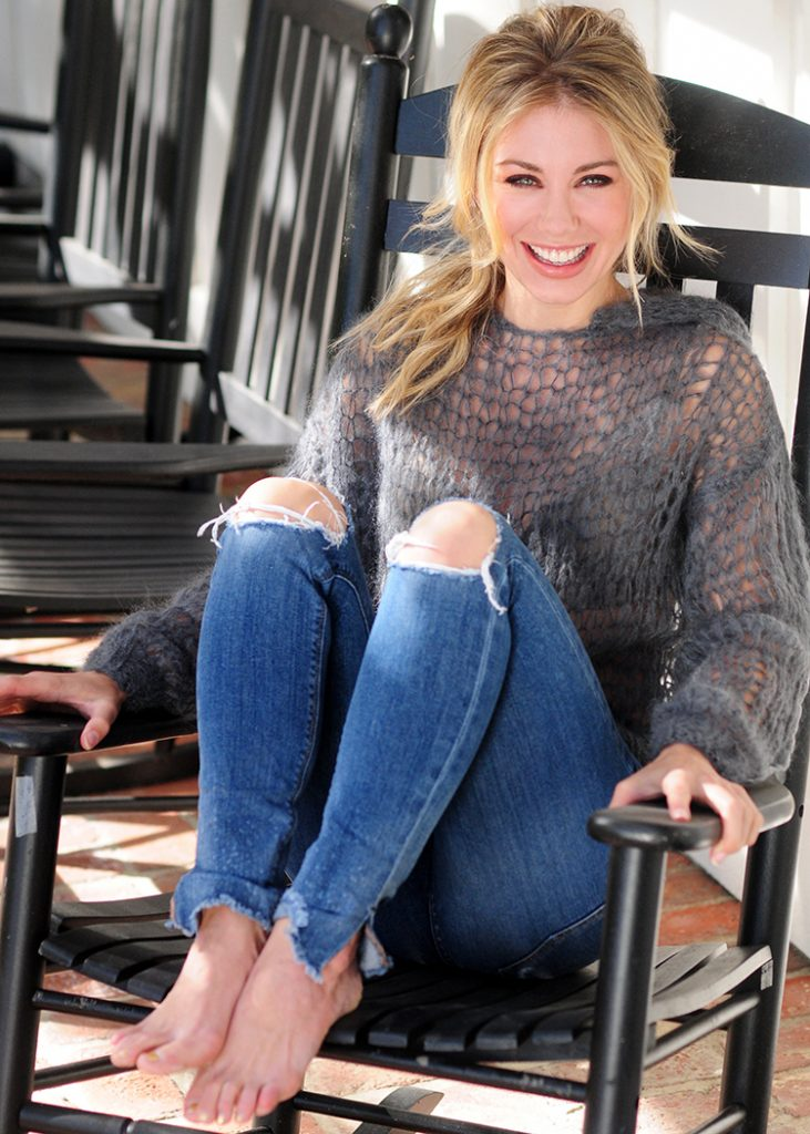 Regard Magazine Jennifer Holland
