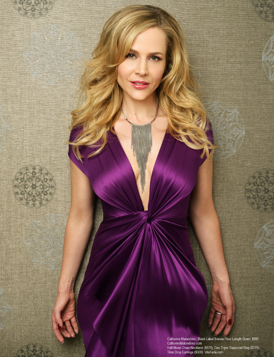 Julie Benz for RegardMag.com August 2013