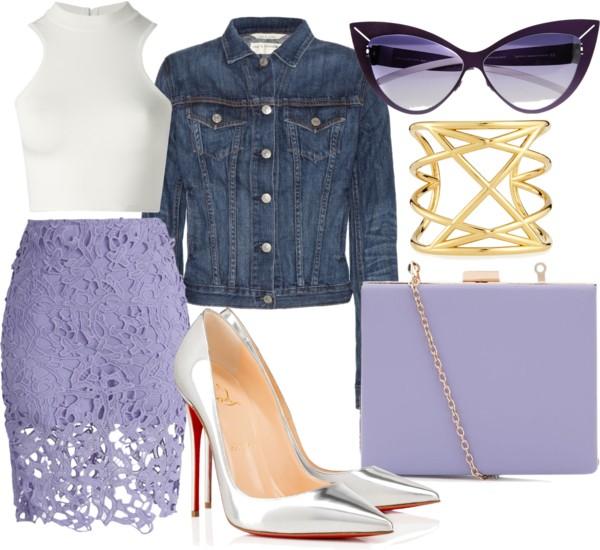 Lavender Crochet