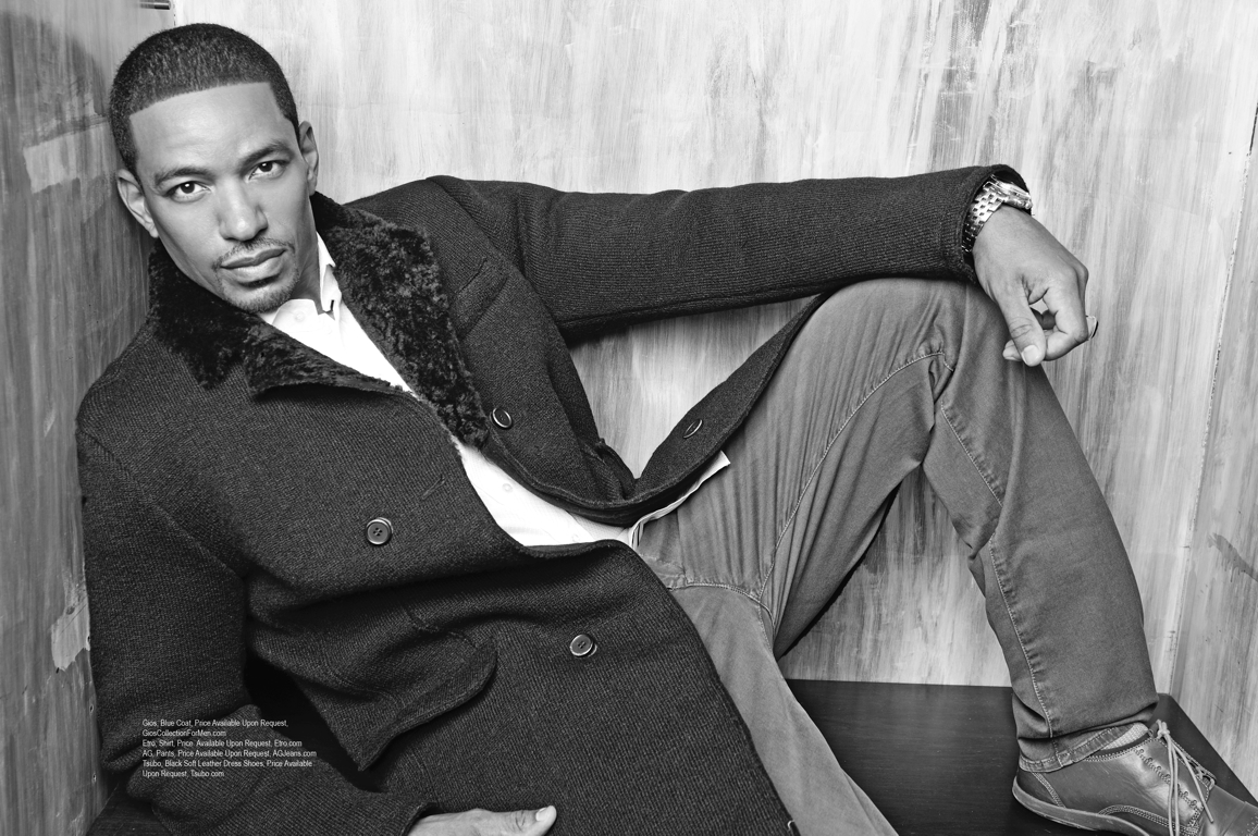 Laz Alonso Regard Magazine