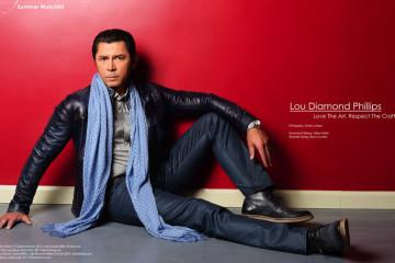 Lou Diamond Phillips for RegardMag.com June 2014