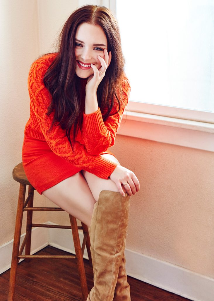 Regard Magazine Madison Davenport