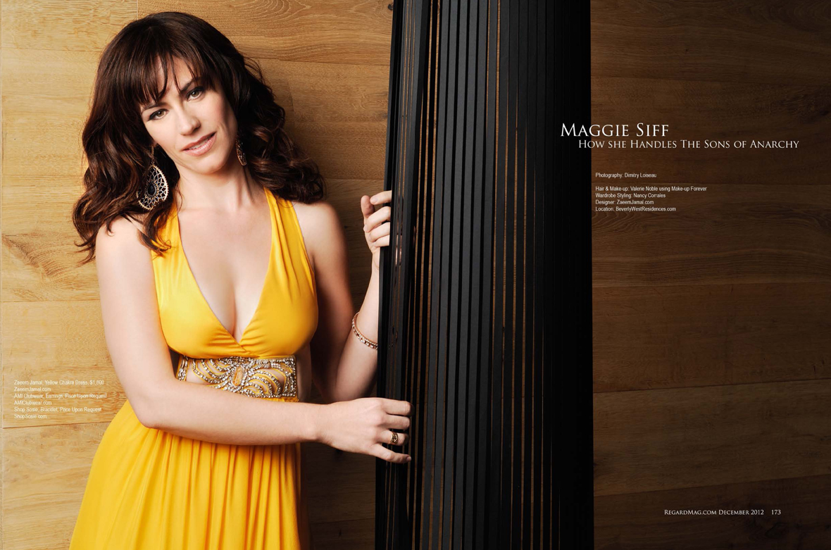 Maggie Siff Nude Photos 16