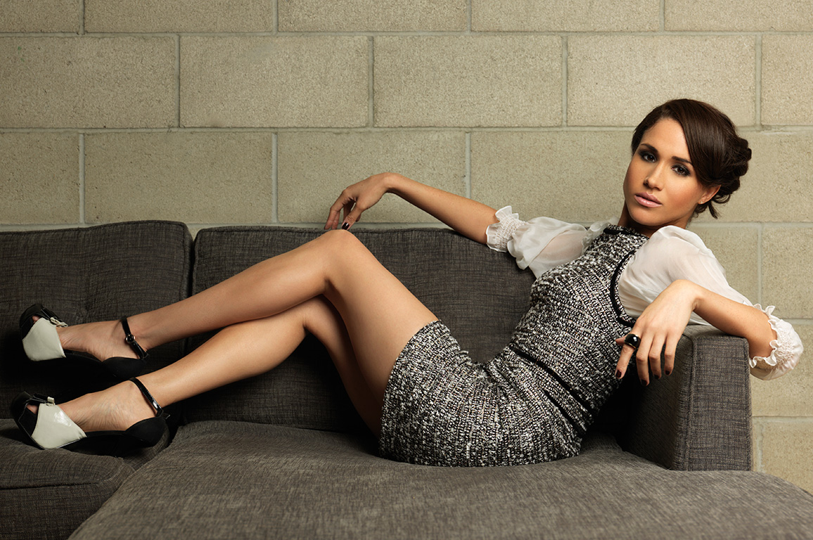 Meghan Markle for Regard Magazine