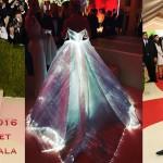 Red Carpet – Met Gala 2016