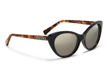 Michael Kors Shell Temple cat eye shade $255
