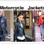 Street Style – Moto Jackets