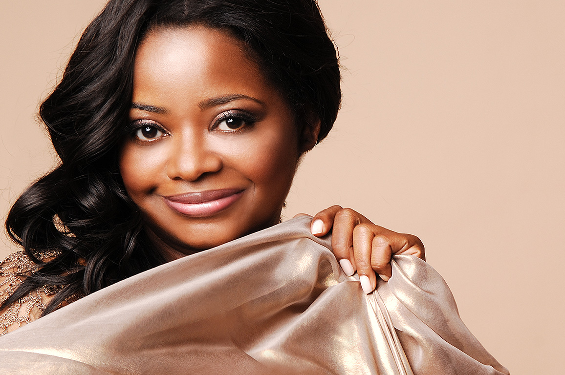 Octavia Spencer for Regard Magazine