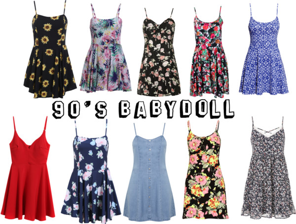 On Trend babydoll