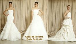 Oscar de la Renta Bridal 2014 featured