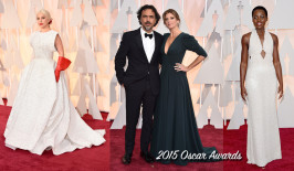 Regard Magazine 2015 Oscars Red Carpet