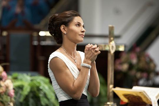 Salli Richardson-Whitfield in Pastor Brown Lifetime TV Movie