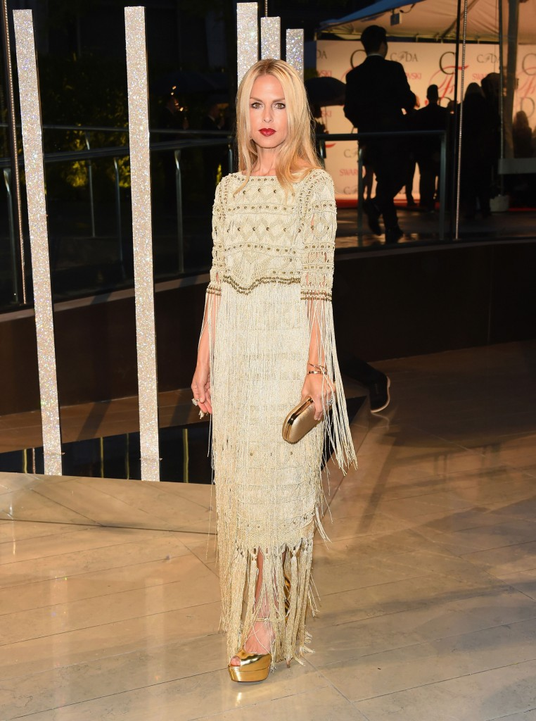 Stylist, Rachel Zoe  at the CFDA Awards 2015 (Getty Image)