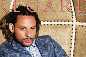 Regard Magazine Issue 27- August 2014 featured
