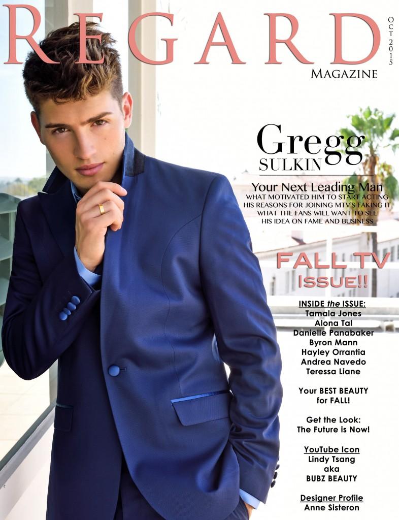 Regard Magazine Issue 34- October 2015-1