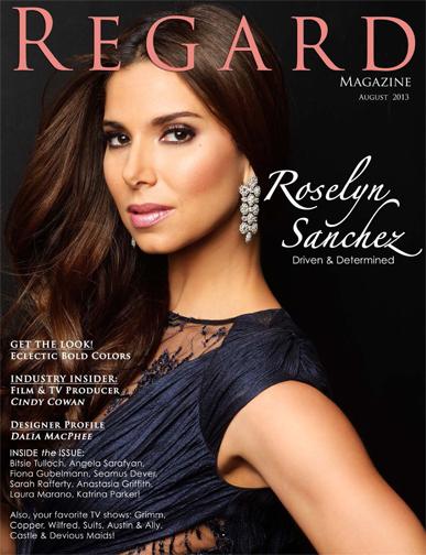 Regard Magazine August 2013-1