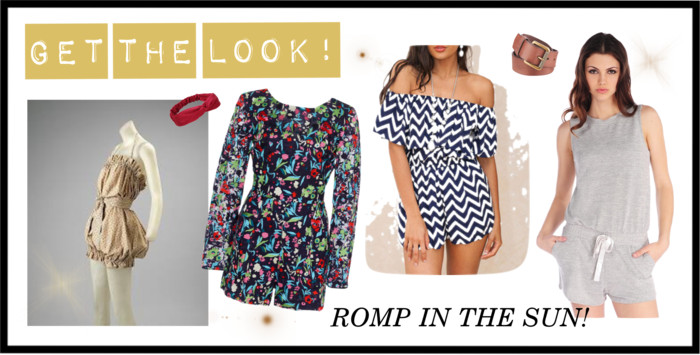 Regard Magazine Rompers
