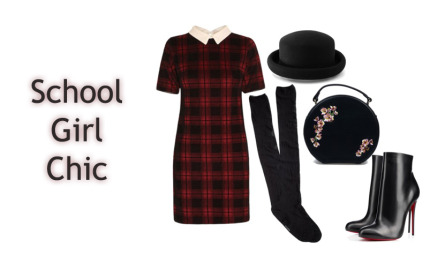 School Girl Chic featured
