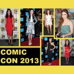 Fashion Events – Comic Con 2013