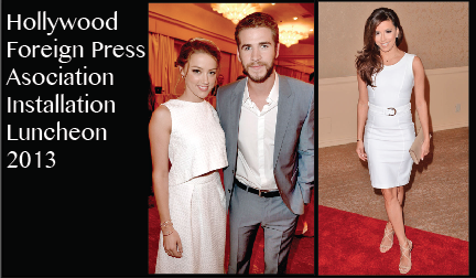The Hollywood Foreign Press Association Installation Luncheon 2013