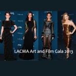 FASHION EVENTS – LACMA Art & Film Gala 2013