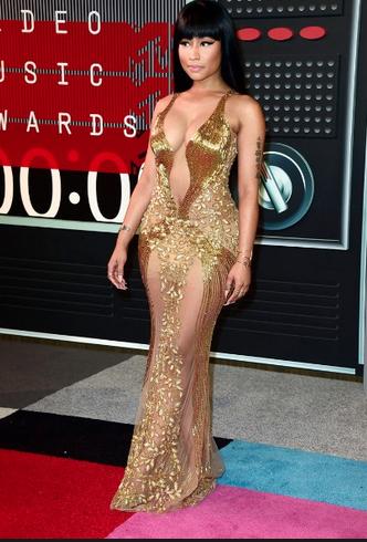 2015 VMA Nikki Minaj