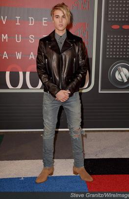 2015 VMA Justin Bieber