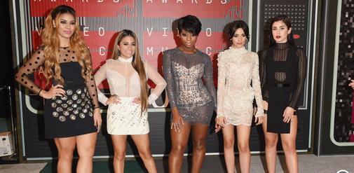 2015 VMA  Fifth Harmony